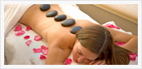 Hot Stone Massage Small